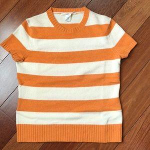 Like New J.CREW 100% Cashmere Sweater